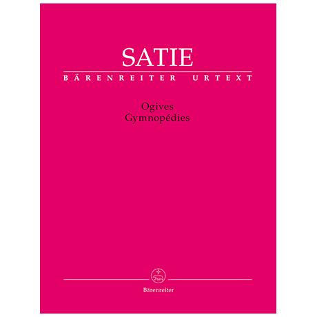 Satie, E.: Ogives/Gymnopédies