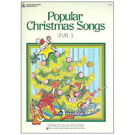 Bastien, J.: Popular Christmas Songs - Stufe 3