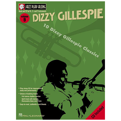 Dizzy Gillespie (+CD)