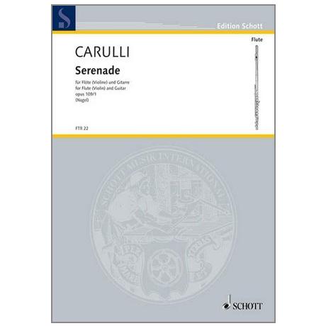 Carulli, F.: Serenade Op. 109/1