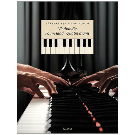 Bärenreiter Piano Album: Vierhändig