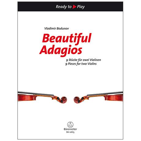 Bodunov, V.: Beautiful Adagios