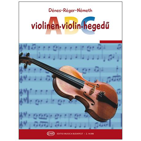 Dénesz, L.: Violin ABC