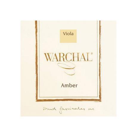 WARCHAL Amber viola strings SET