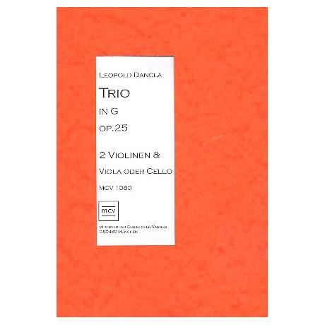 Dancla, L.: Trio in G Op. 25