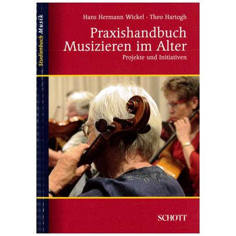 Studienbuch Musik - Praxishandbuch Musizieren im Alter
