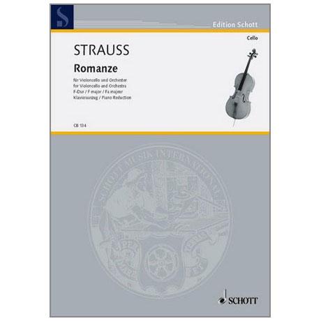 Strauss, R.: Romanze F-Dur AV75 ohne Opus