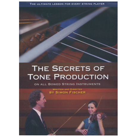 Fischer, S.: The Secrets of Tone Production – DVD