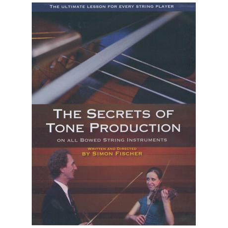 Fischer, S.: The Secrets of Tone Production – DVD