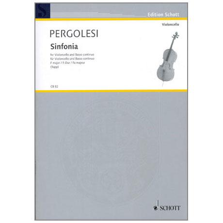 Pergolesi, G. B.: Sinfonia F-Dur