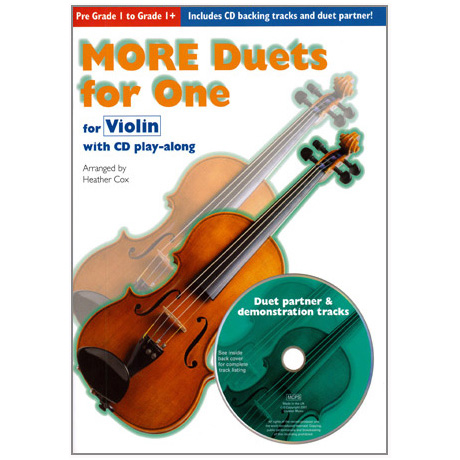 More Duets for One (+CD)