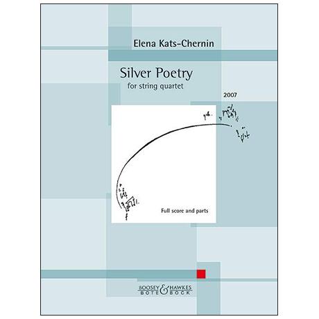 Kats-Chernin, E.: Silver Poetry
