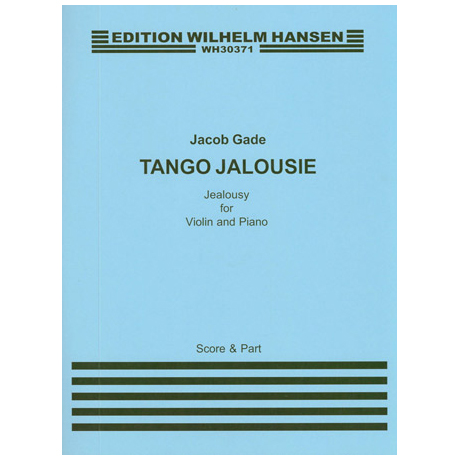 Gade, J.: Tango Jalousie