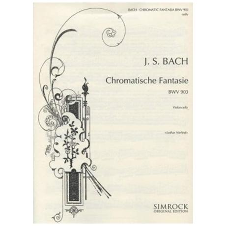 Bach, J. S.: Chromatische Fantasie BWV 903