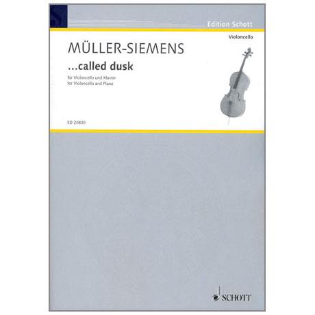 Müller-Siemens, D.: ...called dusk