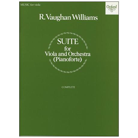 Vaughan Williams, R.: Viola-Suite