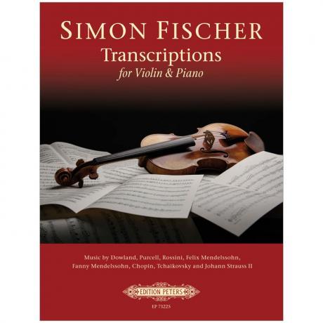Fischer, S.: Transcriptions for Violin & Piano
