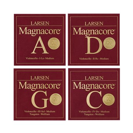 LARSEN Arioso PURE cello strings SET 4/4