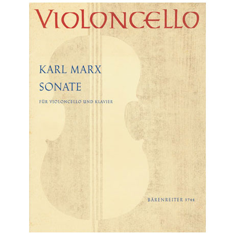 Marx, K.: Sonate