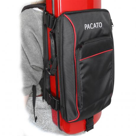 PACATO Carrier backpack system for cases