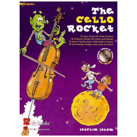 The Cello Rocket (+CD)
