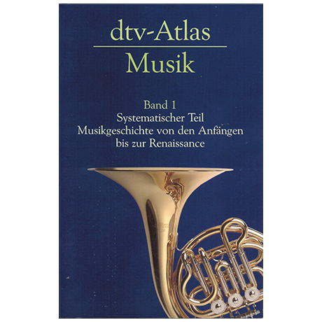 dtv-Atlas zur Musik Band 1