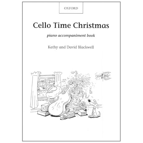 Blackwell, K. & D.: Cello Time Christmas