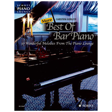 Schott Piano Lounge - More Best Of Bar Piano