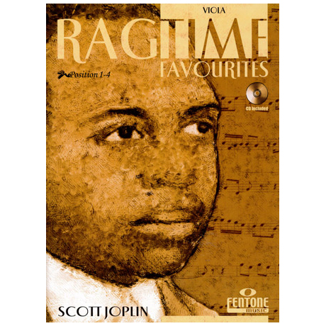 Joplin, S.: Ragtime Favourites (+CD)