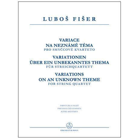 Fišer, L.: Variationen über ein unbekanntes Thema