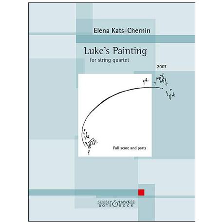 Kats-Chernin, E.: Luke's Painting