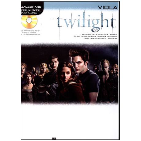 Twilight (+CD)
