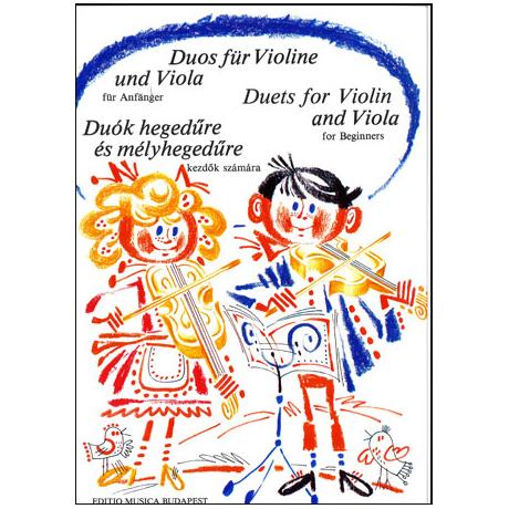 Vigh, L.: Duos für Anfänger