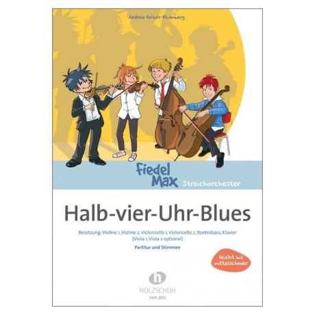 Holzer-Rhomberg, A.: Der halb-vier-Uhr-Blues
