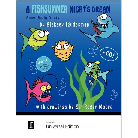 Igudesman, A.: A Fishsummer Night's Dream (+CD)