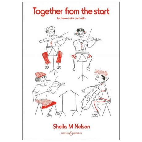 Nelson, S. M.: Together from the start