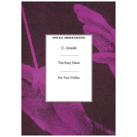 Arnold, C.: Ten Easy Duos