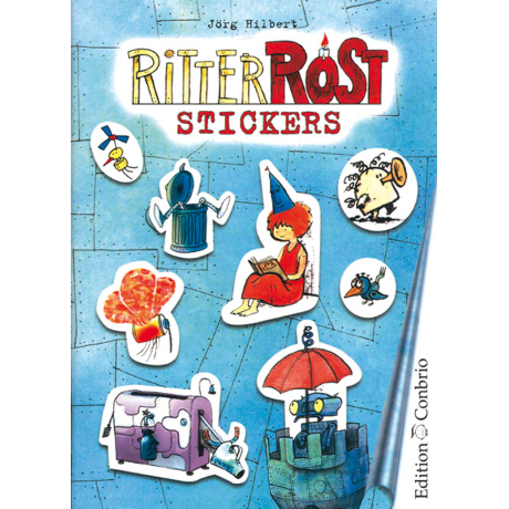 Ritter Rost-Stickers