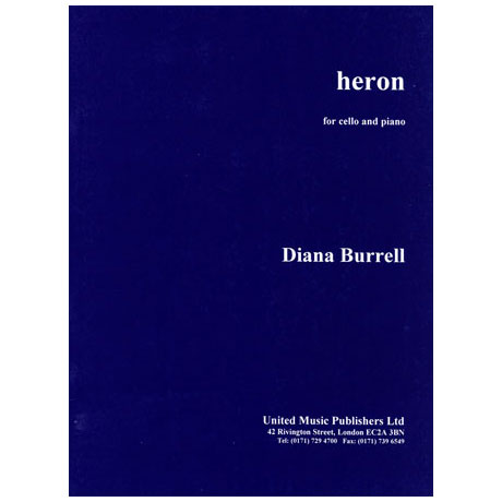 Burrell, D.: Heron