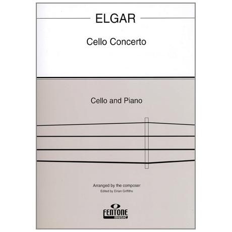 Elgar, E.: Violoncellokonzert Op. 85