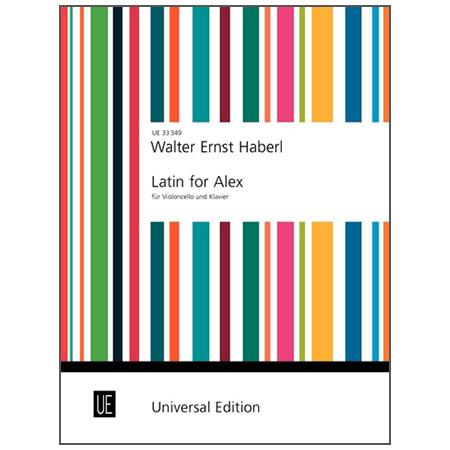 Haberl, W. E.: Latin for Alex