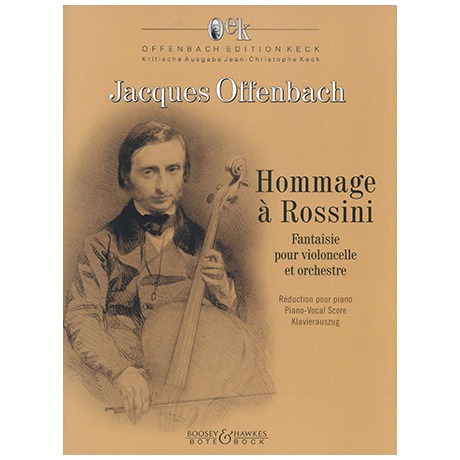 Offenbach, J.: Hommage à Rossini