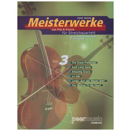 Meisterwerke aus Pop und Klassik Band 3