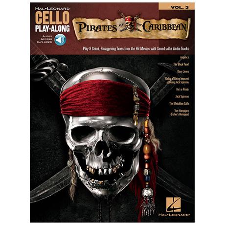 Pirates Of The Caribbean (+ Online Audio)