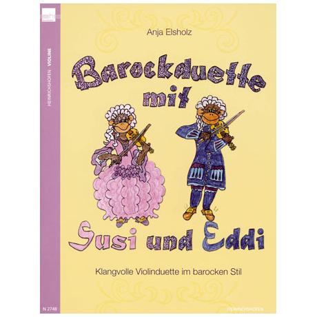 Elsholz, A.: Barockduette mit Susi und Eddi