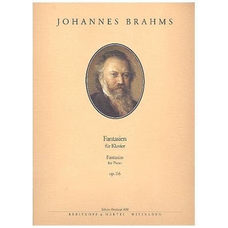 Brahms, J.: Fantasien Op. 116