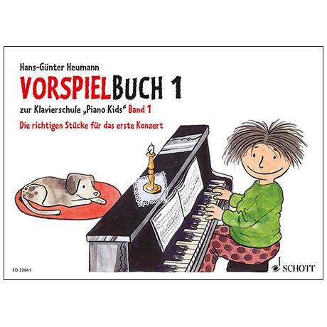 Heumann, H.-G.: Vorspielbuch 1 – Die richtigen Stücke für das erste Konzert