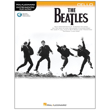 The Beatles for Cello (+Online Audio)
