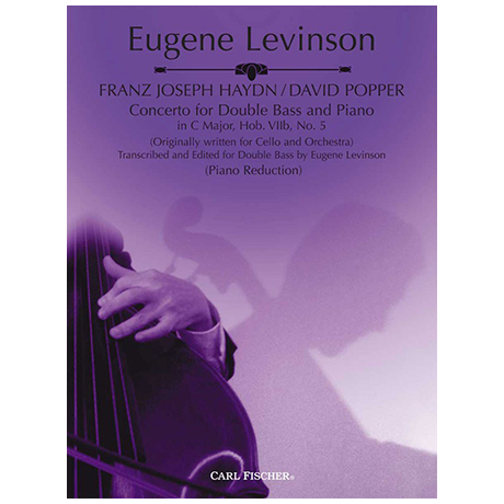 Haydn, J. / Popper, D.: Concert Hob. VIIb No. 5 C Major (Levinson)