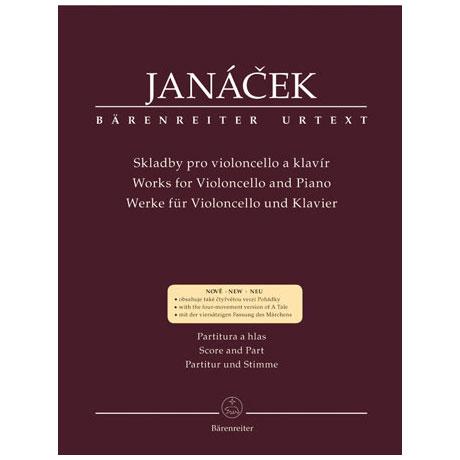 Janácek, L.: Werke für Violoncello und Klavier